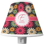 Daisies Shade Night Light (Personalized)