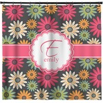 Daisies Shower Curtain (Personalized)