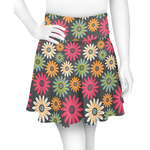 Daisies Skater Skirt (Personalized)