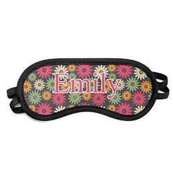 Daisies Sleeping Eye Mask (Personalized)