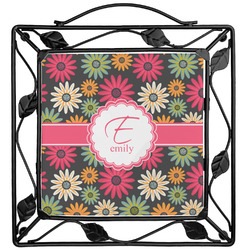 Daisies Trivet (Personalized)