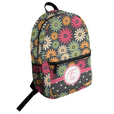 Daisies Student Backpack (Personalized)