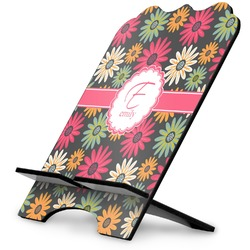 Daisies Stylized Tablet Stand (Personalized)