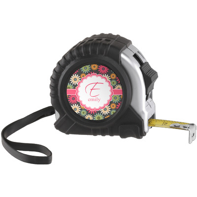 Daisies Tape Measure (25 ft) (Personalized)