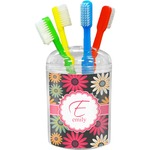Daisies Toothbrush Holder (Personalized)