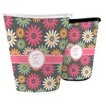 Daisies Waste Basket (Personalized)