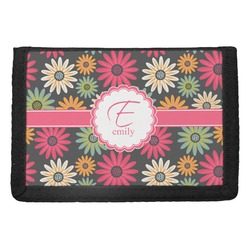 Daisies Trifold Wallet (Personalized)