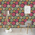 Daisies Wallpaper & Surface Covering