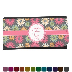 Daisies Ladies Wallet (Personalized)