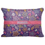 "Simple Floral Decorative Baby Pillowcase - 16""x12"" (Personalized)"
