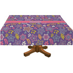 Simple Floral Tablecloth (Personalized)