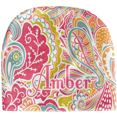 Abstract Foliage Baby Hat (Beanie) (Personalized)