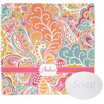 Abstract Foliage Wash Cloth (Personalized)