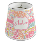 Abstract Foliage Empire Lamp Shade (Personalized)