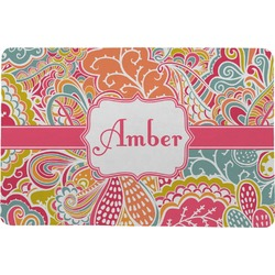Abstract Foliage Comfort Mat (Personalized)