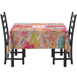 Abstract Foliage Tablecloth (Personalized)