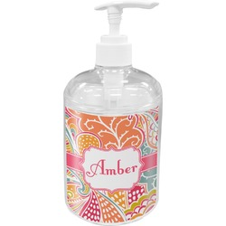 Abstract Foliage Soap / Lotion Dispenser (Personalized)