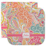 Abstract Foliage Facecloth / Wash Cloth (Personalized)