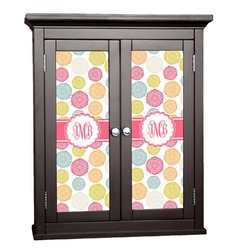Doily Pattern Cabinet Decal - Large (Personalized)