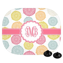 Doily Pattern Car Side Window Sun Shade (Personalized)