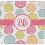 Doily Pattern Ceramic Tile Hot Pad (Personalized)