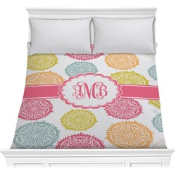 Doily Pattern Comforter (Personalized)