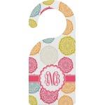 Doily Pattern Door Hanger (Personalized)