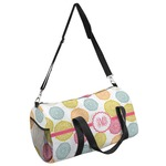Doily Pattern Duffel Bag (Personalized)