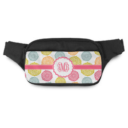 Doily Pattern Fanny Pack (Personalized)