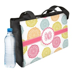 Doily Pattern Ladies Workout Bag (Personalized)