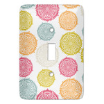 Doily Pattern Light Switch Covers (Personalized)