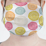 Doily Pattern Face Mask Cover (Personalized)