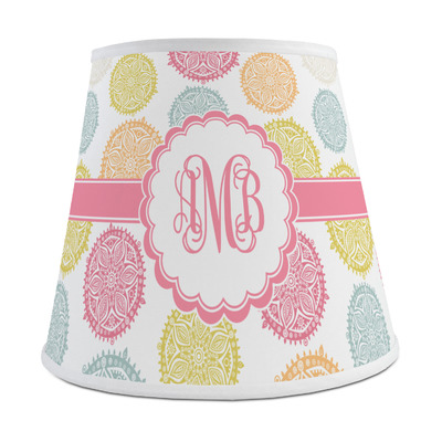 Doily Pattern Empire Lamp Shade (Personalized)