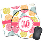 Doily Pattern Mouse Pads (Personalized)