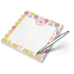 Doily Pattern Notepad (Personalized)