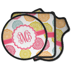 Doily Pattern Iron on Patches (Personalized)