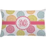 Doily Pattern Pillow Case (Personalized)