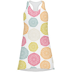 Doily Pattern Racerback Dress (Personalized)