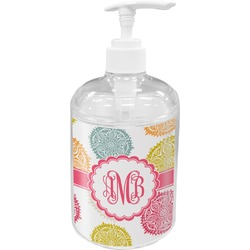 Doily Pattern Soap / Lotion Dispenser (Personalized)