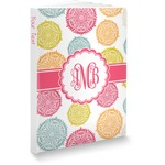 Doily Pattern Softbound Notebook (Personalized)