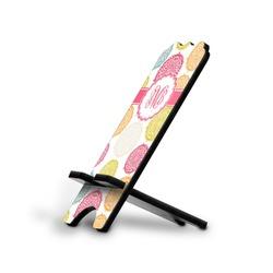 Doily Pattern Stylized Phone Stand (Personalized)