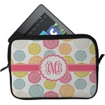 Doily Pattern Tablet Case / Sleeve (Personalized)