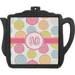 Doily Pattern Teapot Trivet (Personalized)