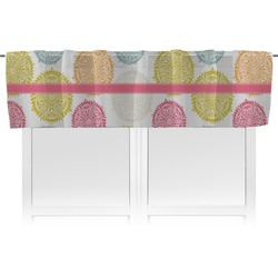 Doily Pattern Valance (Personalized)