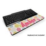 Doily Pattern Keyboard Wrist Rest (Personalized)
