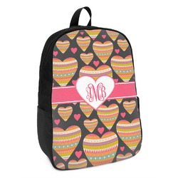 Hearts Kids Backpack (Personalized)