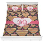 Hearts Comforters (Personalized)