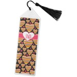 Hearts Book Mark w/Tassel (Personalized)