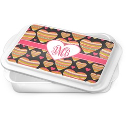 Hearts Cake Pan (Personalized)