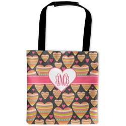 Hearts Auto Back Seat Organizer Bag (Personalized)